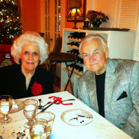 A Special 90th Birthday Celebration at Mary's